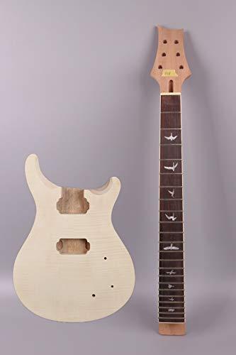yinfente eléctrica guitarra cuello para guitarra eléctrica