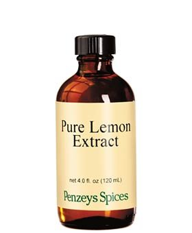Lemon Extract By Penzeys Spices 4 fl oz