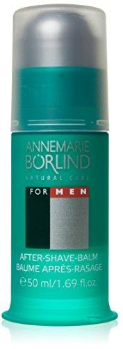 Annemarie Börlind For Men homme/men, After Shave Balsam, 1er Pack (1 x 50 ml)