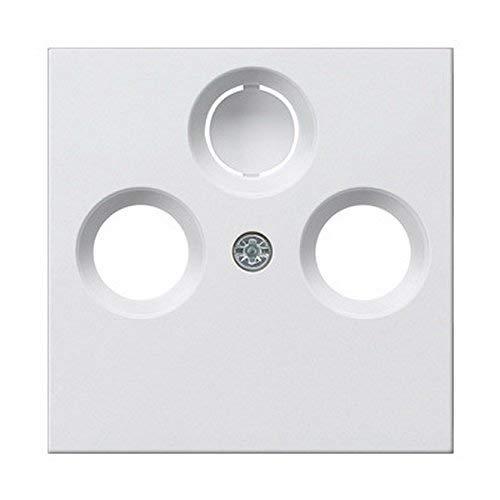 Gira System 55 Reinwei matt, Schalter & Steckdosen - Set Auswahl