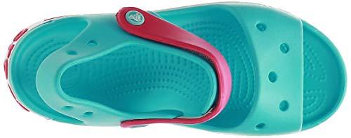 crocs Crocband Sandal Kids, Unisex, Blau - 5