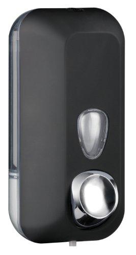 Seifenspender Wandmontage Schwarz 550 ml