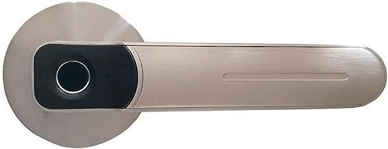 Fechadura Digital Biométrica SL130 Prata Papaiz