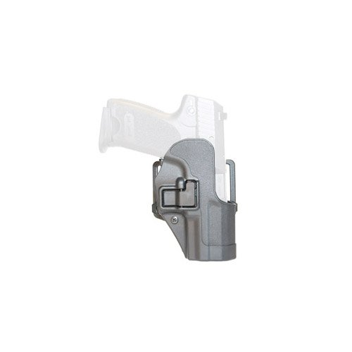 BLACKHAWK SERPA CQC Holster with Belt Loop and Right Paddle with Matte Finish, (Taurus Judge 3' Cylinder)