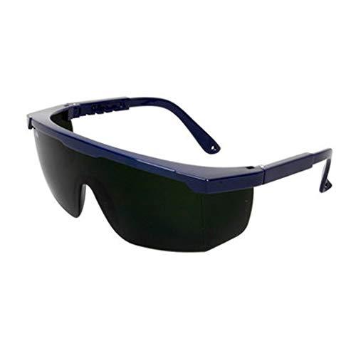 WRHNE Schweißbrillen, Schweißer Argon-Lichtbogenschweißen Gaslöten Schweißbrillen Lichtbogen-Blendschweißen Schutzbrillen