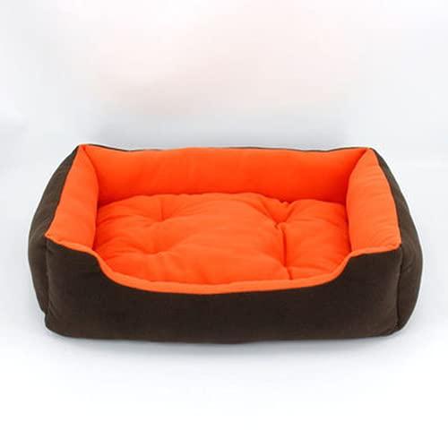 Camas para perros grandes para perros pequeños, cálidos, suaves, suaves, para perros, sofá, lavable, para dormir, para mascotas, jaula, tamaño grande XXL (estilo 3,76 x 60 cm)