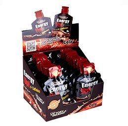 Victory Endurance Gel Energy Up 24 x 40g Cola Cafeína