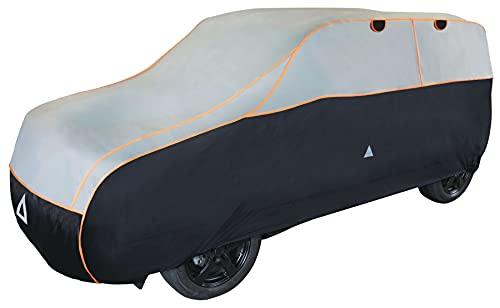 Walser Telone antigrandine per Auto, PERMA Protect SUV, Garage antigrandine Impermeabile e Traspirante, Protezione antigrandine ottimale, Dimensione: M