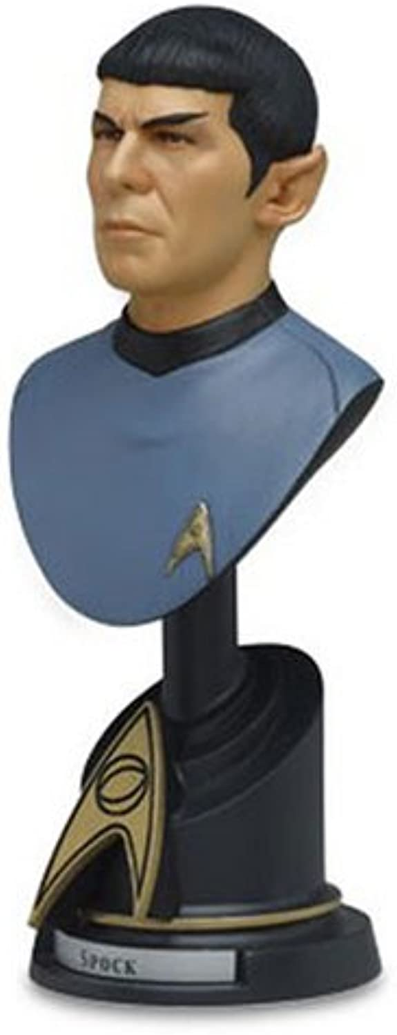Spock Star Trek Bust from Sideshow Toy