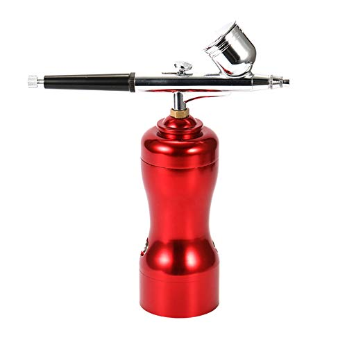 Anself Airbrush Professional,0.3mm 7cc kit aérographe à Double Action pour pistolet à air pour le modèle, Arts, Tatouage, Loisir, Décoration de gâteau, Beauté des ongles, Beauté