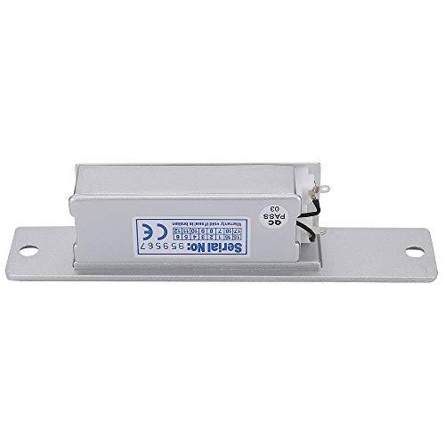 OWSOO Cerradura de Puerta para Sistema de Control de Acceso Cerradura Eléctrica...