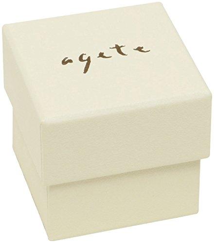 agete(アガット)『K10ベビーリング』