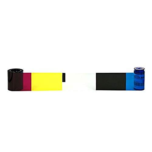 Farbband 534000-002 kompatibel für Datacard SD260 SD360 SP25 SP35 SP55 SP75 Plus Kartendrucker 534000-002 YMCKT Ribbon 250 Bilder