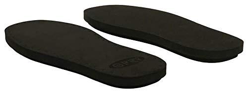 Opry - Suelas para zapatillas de estar por casa, con flip flops o espadrilles, talla 39/40, 1 par