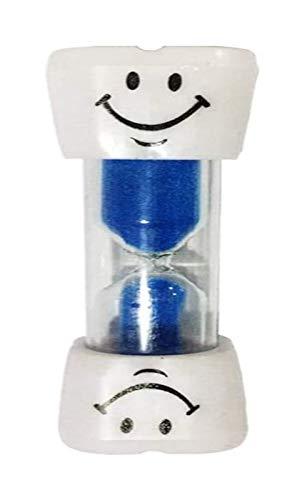 Jszzz Sanduhr-Sand-Timer Uhr Nette Zahnbürste Timer 2 Minuten for Kinderspiele Klassenzimmer Arbeitszimmer Küche Deco