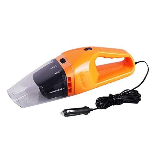Aspiradora de mano Aspiradora en seco y húmedo Aspiradora de mano automática Aspiradora portátil Aspiradora automática Naranja, Talla única
