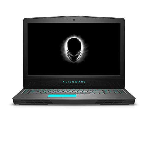 Alienware Gaming AW17R5-7405SLV-PUS 8th Gen Intel Core i7 Processor Laptop, 8GB RAM, 1TB Hard Drive plus 8GB SSD, NVIDIA GeForce GTX 1060, 17.3' Full HD Display, Epic Silver