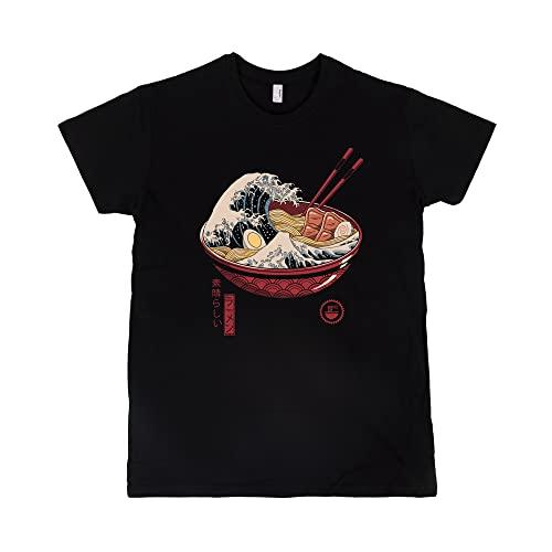 Pampling Camiseta Great Ramen Wave -...