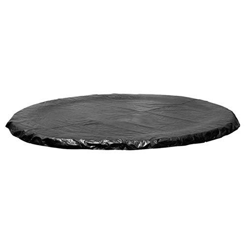 heresell Funda para cama elástica – 3,5 m impermeable y resistente a los rayos UV, lona de protección contra la lluvia, resistente a la rotura y a los rayos UV