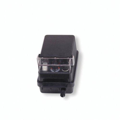 Kichler 15E60BK Standard Series Transformer 60W, Black Material (Not Painted)