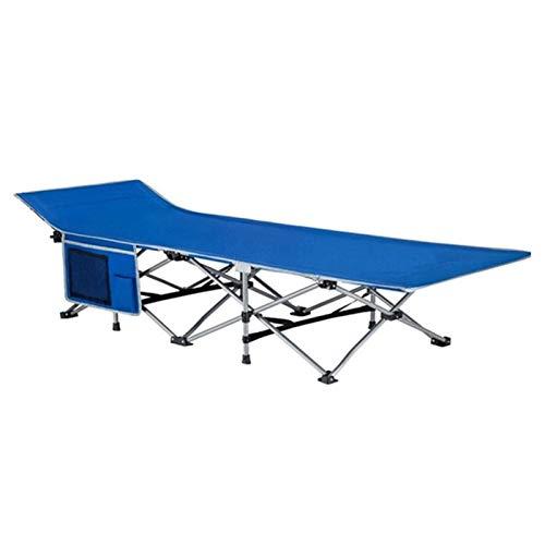 DXYSS Ligero Cama de Camping Plegable Tienda de campaña Ultraligera Que acampa Plegable Cuna Cama, portátil Compacto for el Recorrido, Campamento Base, Senderismo, montañismo, Ligero Mochilero