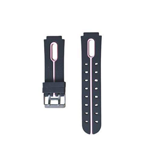 ibasenice Silikon Uhrenarmband-16mm Kinderuhrenarmband Schnellwechsel-Ersatz-Uhrenarmbänder für Jungen und Mädchen Uhren und Smartwatches, inklusive Federstabwerkzeug