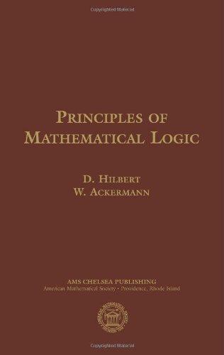 Principles of Mathematical Logic