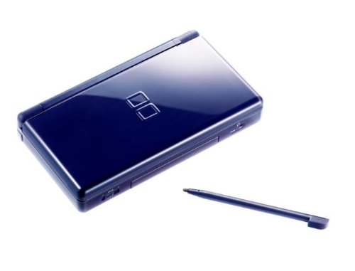 Nintendo DS Lite Console - Enamel Navy