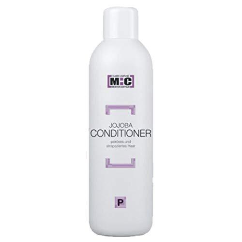 M : C Après-shampoing Jojoba P 1000 ml cheveux pour poröses et cheveux abîmés