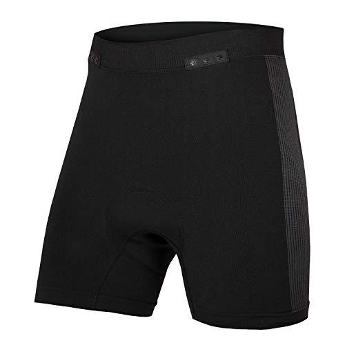 Endura Unterhose mit Sitzpolster - Schwarz Größe S