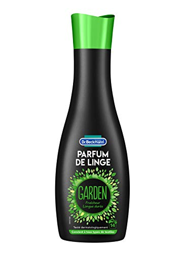 Dr. Beckmann Parfum de Linge Garden 250 ml Fraîcheur intense longue durée Pour Lave-Linge et Sèche-Linge
