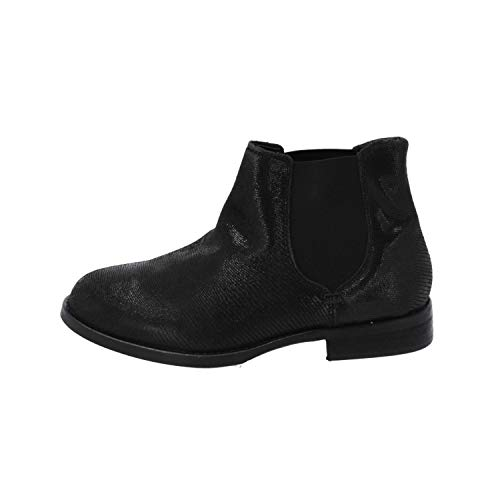 SPM Belize Ankle Boot Damen Stiefel Schwarz Schnür-Stiefelette Winter, Größe:EUR 41