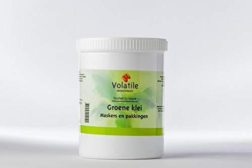 Volatile Groene Klei Poeder, 500 G