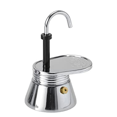 GSI Outdoors 1-Cup Stainless Mini Espresso Maker