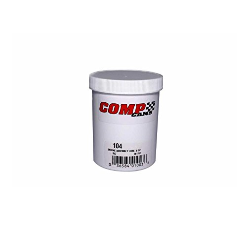 COMP Cams 104 Engine Assembly Lube, 8 oz. Jar