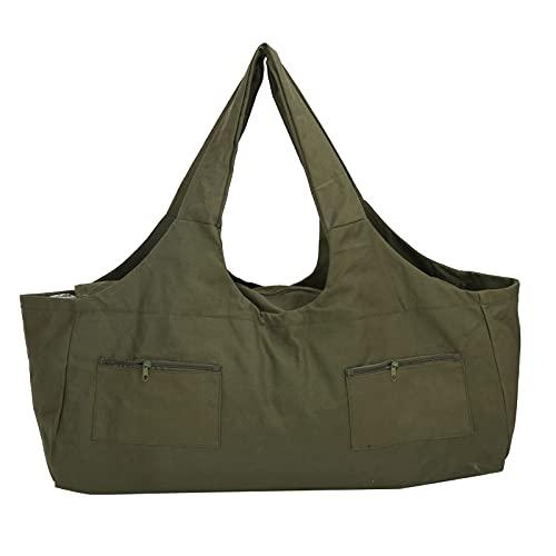 Bolsa de lona, bolsa de hombro de gran capacidad, bolsa de herramientas...