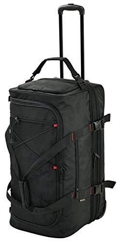 キャリーバッグ メンズ 大容量 100L ボストンバッグ 2WAY トロリーボストン 2室式 軽量 ビジネスバッグ