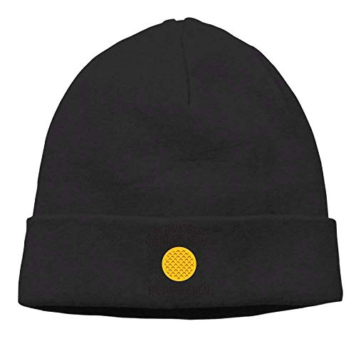Unisex Beanies Caps in A World Full of Tens Be an Eleven Skull Hats Soft Hedging Cap