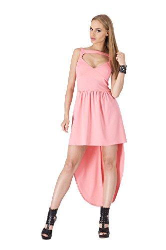 AE jurk zomerjurk cocktail mini jurk in 4 kleuren stijlvol maat S M 36 38, M106