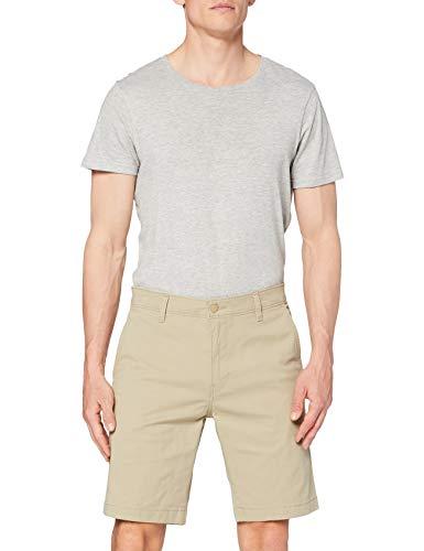 Levi's XX Taper Short II Pantalones Cortos Casuales, True Chino Light WT Microsand Twill Ccu B, 34 para Hombre