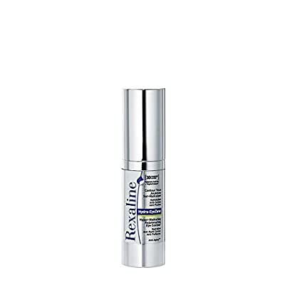 Rexaline - Hydra-EyeZone - Hyper-Hydrating Rejuvenating Eye Contour - Anti dark circle woman/man - Anti aging and anti wrinkle eye cream with Hyaluronic Acid - Eye contour cream - 15 ml by Rexaline