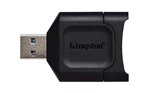 Kingston MobileLite Plus USB 3.2 SDHC/SDXC UHS-II Card Reader (MLP)