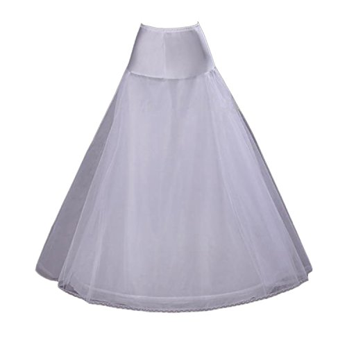 Enagua tipo cancán CLOCOLOR, para mujeres, de tul, enaguas de gasa, combinación para debajo de la falda