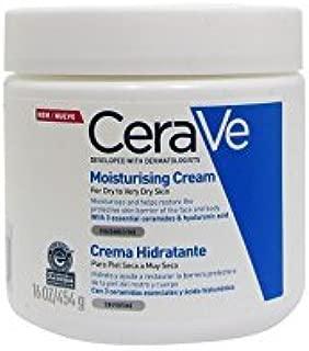Cerave moisturising cream 16oz/454g