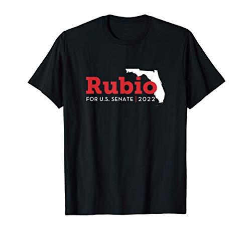 Marco Rubio for Senate 2022 Campaign Florida T-Shirt