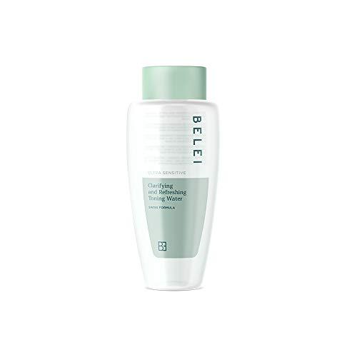 Amazon Brand - Belei - Ultra Sensitive Clarifying and Refreshing Toning Water, 200 ml