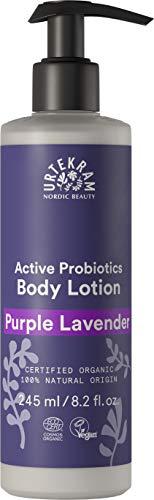 Urtekram Purple Lavender Körperlotion Bio, Balance, normale bis trockene Haut, 245 ml