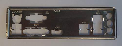 ASRock H110M-HDV - Blende - Slotblech - IO Shield #153891