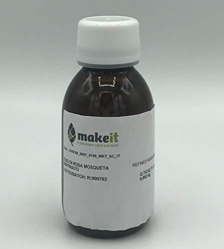 Huile de rose musquée pure (pressée à froid) anti-âge et cicatrisante - à préparer (250 ml)