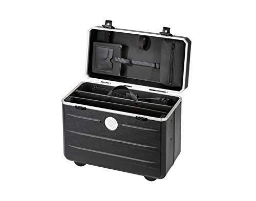 """Parat Werkzeugkoffer """"Laptool"""" (ohne Inhalt; X-ABS-Kunststoff; Laptopfach; Stiftschlaufen; Dokumentenfach) 4680957"""